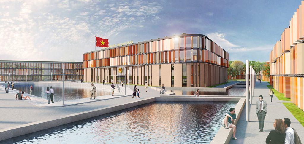 Khu hành chính tập trung tỉnh Ninh Thuận