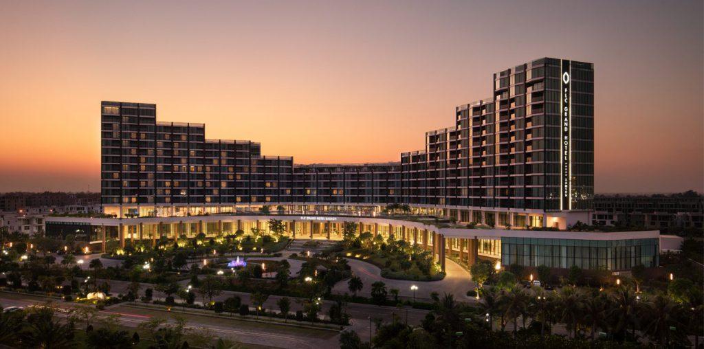 Khách sạn FLC Grand Luxury Hotel - Sầm Sơn, Thanh Hóa.